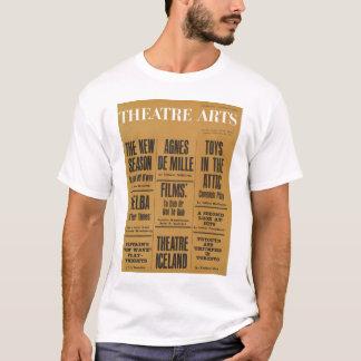 劇場の芸術 Tシャツ