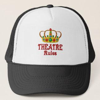 劇場の規則 キャップ