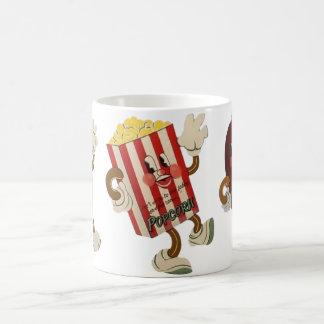 劇場の軽食のトリオのマグ コーヒーマグカップ