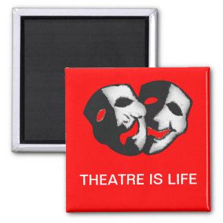 劇場は生命です マグネット