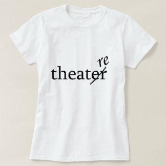 劇場対劇場 Tシャツ