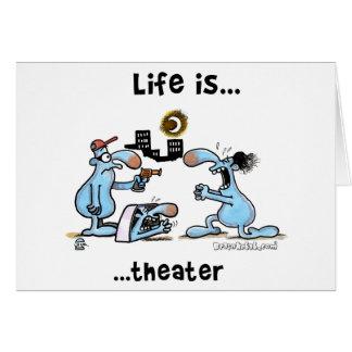劇場 カード