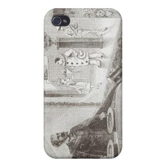 「劇場Optique」および発明家 iPhone 4 Cover