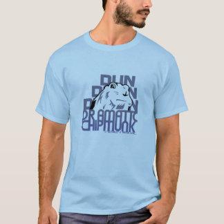 劇的なシマリスの代わり Tシャツ