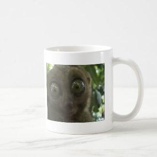 劇的なLemur コーヒーマグカップ