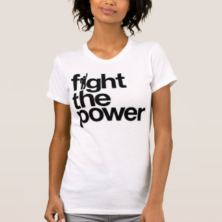力のワイシャツを戦って下さい Tシャツ