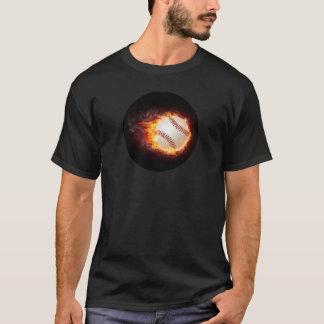 力の野球 Tシャツ