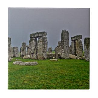 力のStonehengeの古代史跡 タイル