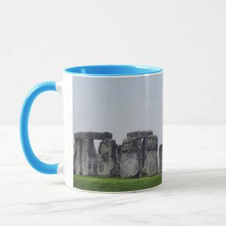 力のStonehengeの古代史跡 マグカップ