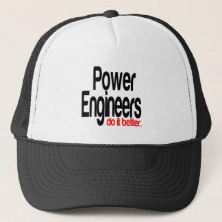 力エンジニアそれはよくします キャップ