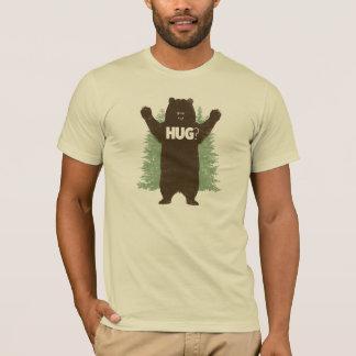 力強い抱擁 Tシャツ