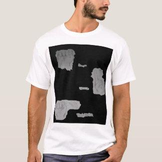 力、平和、菜食主義のTシャツ Tシャツ
