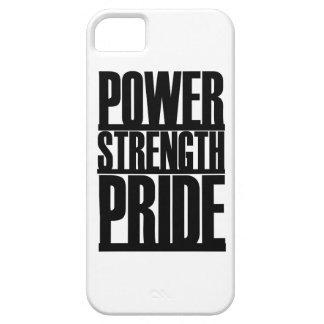 力、強さ、プライドのIPHONE6ケース iPhone SE/5/5s ケース