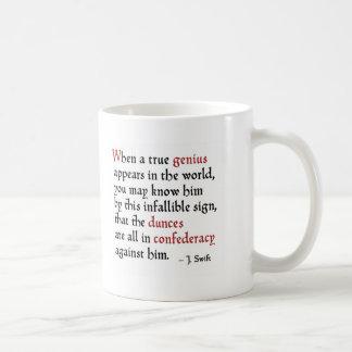 劣等生のConfederacy コーヒーマグカップ
