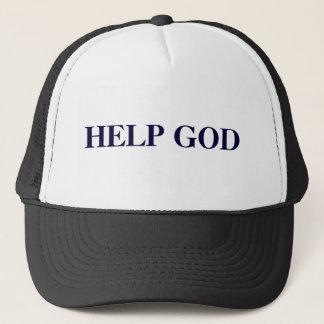 助けの神 キャップ