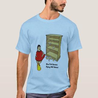 助けはここにあります Tシャツ