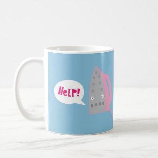 助けを求める叫び コーヒーマグカップ