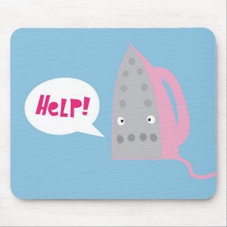 助けを求める叫び マウスパッド