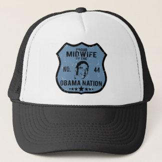 助産婦のオバマの国家 キャップ