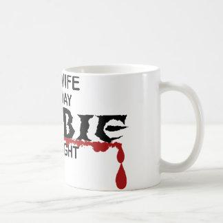 助産婦のゾンビ コーヒーマグカップ