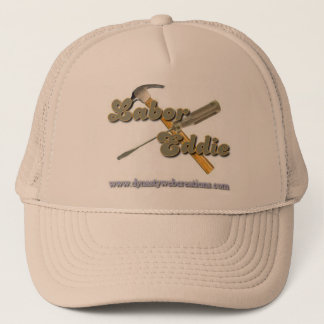 労働のエディーのゲームのトラック運転手の帽子 キャップ