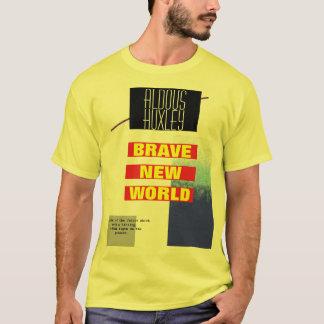 勇敢で新しい世界 Tシャツ