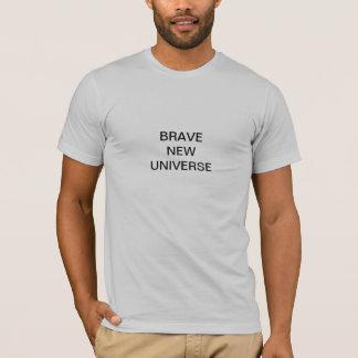勇敢で新しい宇宙 Tシャツ