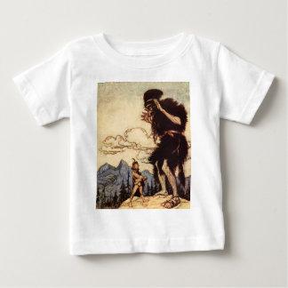 勇敢なテーラー ベビーTシャツ
