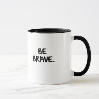 勇敢なマグがあって下さい マグカップ