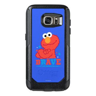 勇敢なElmo オッターボックスSamsung Galaxy S7ケース