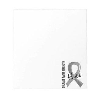 勇気の信頼の希望5のパーキンソン病 ノートパッド