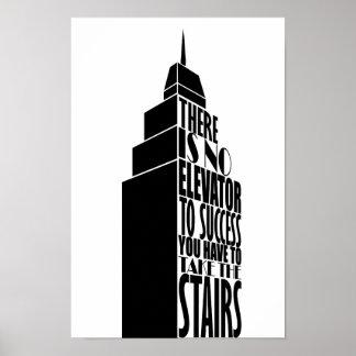 勇気付けられるの引用文のデザイン ポスター