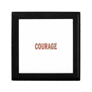 勇気: 勇敢で親切なリーダーのチャンピオンLOWPRICESのギフト ギフトボックス