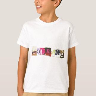 勇気 Tシャツ