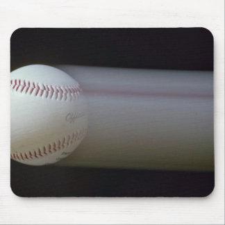 動きの野球 マウスパッド