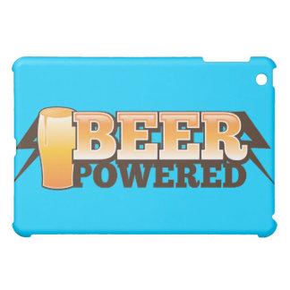 動力を与えられるビール iPad MINIカバー