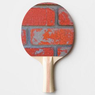 動揺してなオレンジ煉瓦卓球ラケット 卓球ラケット