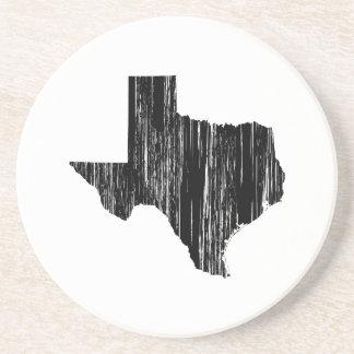 動揺してなテキサス州の州の輪郭 コースター