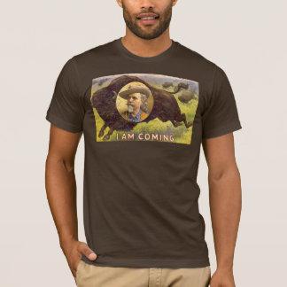 動揺してなビルCody -1899 - Tシャツ