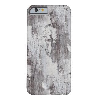 動揺してなマウイによって水漆喰を塗られるカシ木穀物の一見 BARELY THERE iPhone 6 ケース