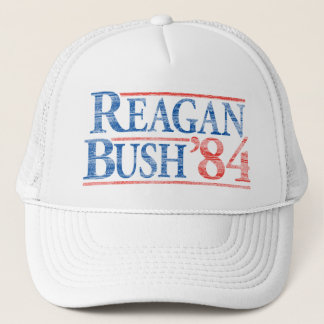 動揺してなレーガンブッシュ「84のキャンペーン帽子 キャップ