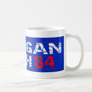 動揺してなレーガン84 - コーヒーマグカップ