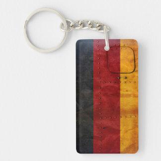 動揺してな国旗|ドイツ キーホルダー