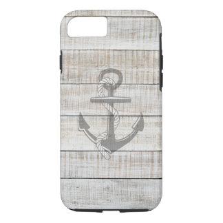 動揺してな木製の航海のないかりのiPhone 7の場合 iPhone 8/7ケース