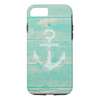 動揺してな水の木製の航海のないかりのiPhone 7の場合 iPhone 8/7ケース