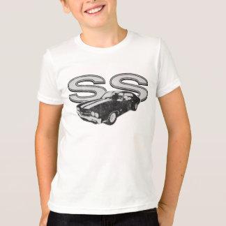 動揺してな70 Chevelle SS Tシャツ