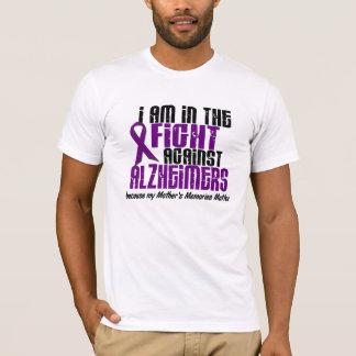 動揺してなAlzheimerに対する戦い Tシャツ