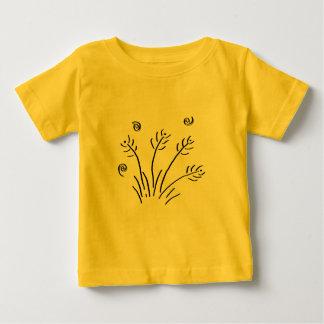 動揺の草- 02 nd ベビーTシャツ