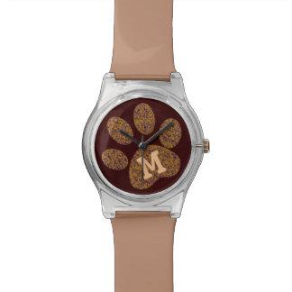 動物のテーマのdogpaw 腕時計