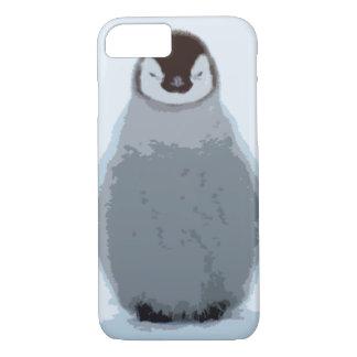 動物のペンギンのiPhone 7の場合 iPhone 8/7ケース